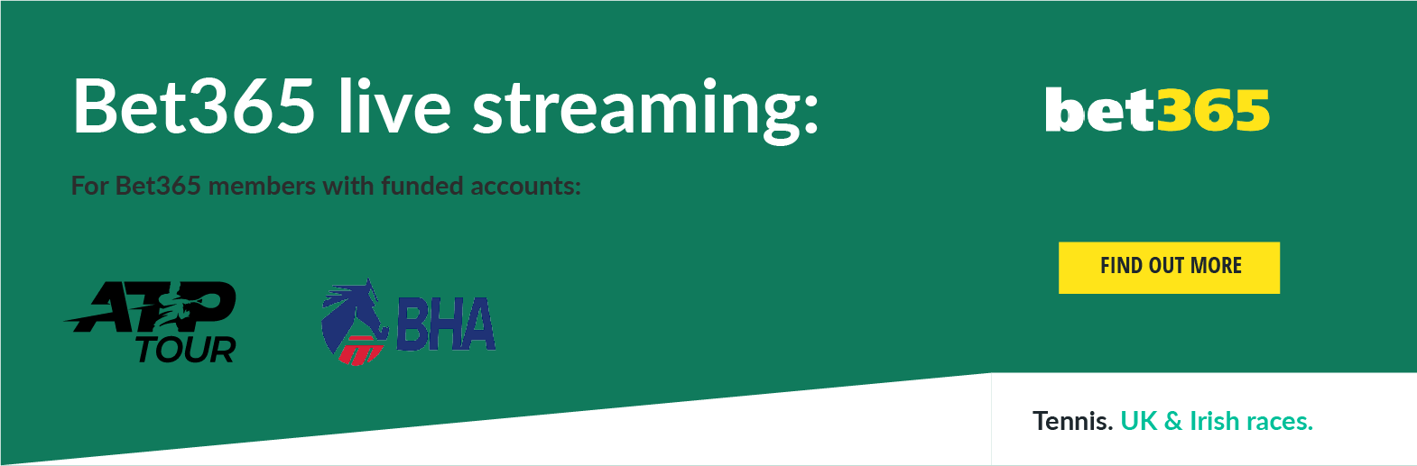 infographic that explains Bet365 live streaming and how members can watch live vision for free